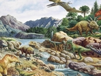 30 Images of Prehistoric Animals from the Dinosaur age, including Herrerasaurus, T-REX and more15.10 MB