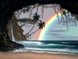 PictureA Collection of 20  Beautiful Rainbows scenes,over beaches, mountains, and more from all over the world10.90 MB